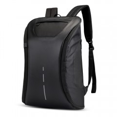 Handbag Laptop Bag USB Charging Backpack BLACK
