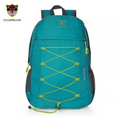 SOLDIERBLADE Outdoor Backpack Cycling Traveling Ba BLUE LAGOON