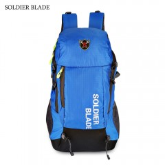 SOLDIER BLADE Multifunction Outdoor Traveling Ridi BLUE