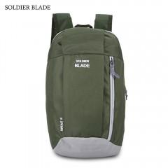 SOLDIER BLADE Outdoor Water Resistant Light Weight GREEN