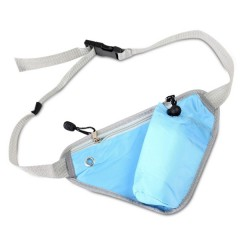 Outdoor Multifuncational Waist Bag Pocket for Cycl BLUE