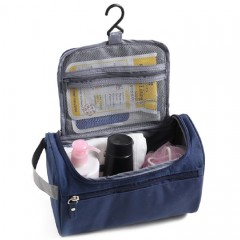 Multifunctional Toiletry Bag with Hook CADETBLUE