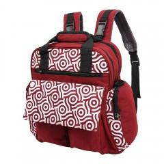 Multifunctional Diaper Bag Large Capacity Backpack