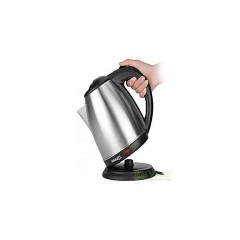 Scarlett Cordless Electric Kettle - 2.0 LITRES siver + Black 2.0 Litres SC-1838 Silver/Black 2ltrs