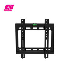 Skill Tech Steel Material Fixed Wall Mount TV Stand 12″-43″ Solid Wall(SH-40F) black