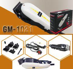 Geemy 10W Shaving Wired Machine Shaver GM-1021 White normal