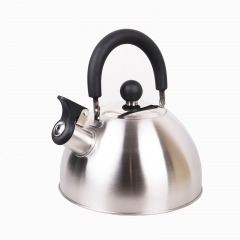 KAISA VILLA High Quality Whistling Soft Touch Handle Kettle 2.5L as picture 2.5L