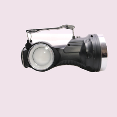 Portable LED torch hanging flip outdoor lighting(9970T) black 1w