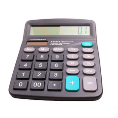 Transull Office Finance Calculator Calculate 12 Digit Electronic Calculatory (KK-837-12S)