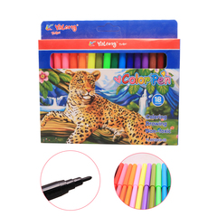 Transull 18 Color Watercolor Pen Children Painting Non-Toxic Washable painting (YL875019-18) 18 color as picture