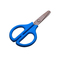 TRANSULL 1Pcs Household Scissors Office Paper-cut Scissors Students Scissor Tool (OL8104) random color as picture