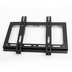 "TRANSULL Adjustable TV Wall Mounts Bracket Flat Panel TV Rack Frame for 14"" - 42 "" TV (14-42) black"