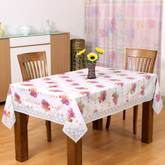Transull High Quality 1pcs Table Cloth(35234-1) random color 137*183cm