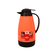 Transull 1.0L Vacuum Thermos Flask Coffee Pot (DF-B3 1.0L) orange
