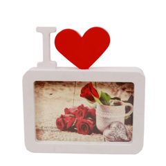 Transull Love Photo Frame (MXZ-1007) as picture 19*18*3cm