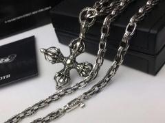 Chrome Hearts Hot Fashion men jewelry silver free