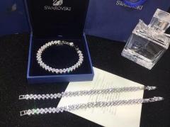 High quality fashion jewelry women's bangle/bracelet silver free