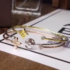 Fashion women's jewelry bangle &bracelet mix color one size