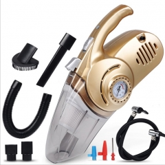 120W Car  Vacuum Cleaner homes and cars can be used LED lamp tire inflat  tire test as picture one size