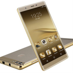 Mobile phone CET HP9 6.1inch fingerprint&fack unlock 3000mAh 5MP+8MP Smart phone gold