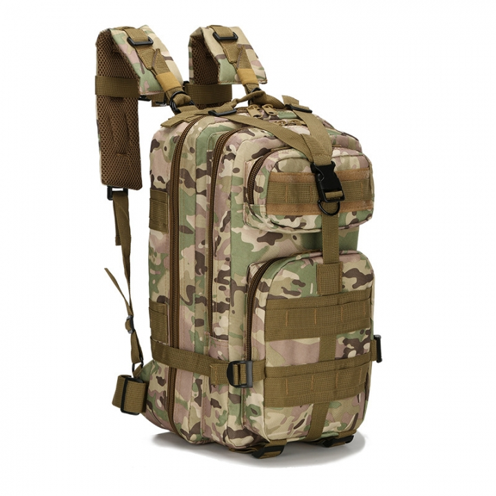 Waterproof Outdoor Sport Portable Backpack Durable Easy to Carry Large  Volume Oxford Fabric Material Glass Green 0db4ba6809cb2