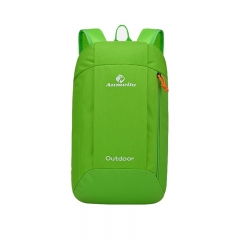 Waterproof Outdoor Bag Travel backpack Light and durable Easy to carry 8 Colors Green 41cm*23cm*15cm