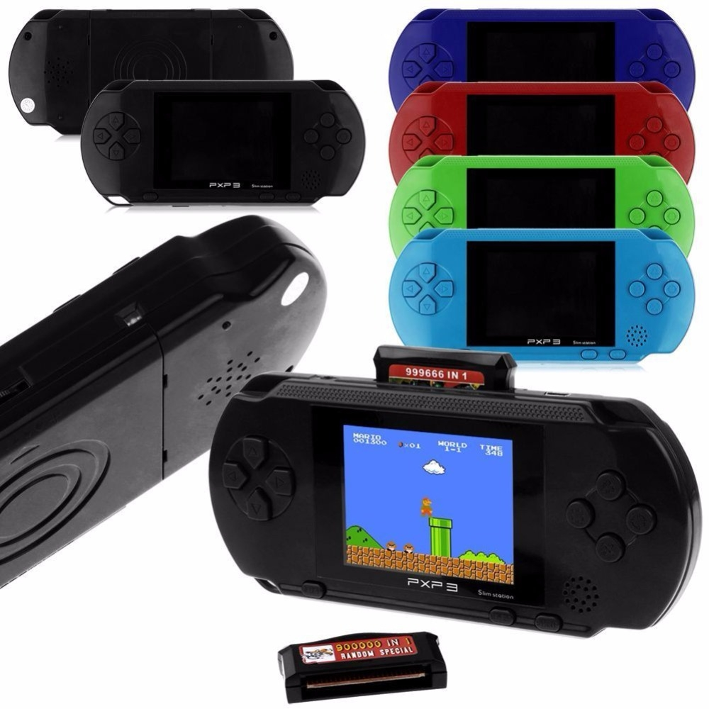 5405953e41c 3 Inch PXP3 Handheld Game Player Long standby TV Gaming Console 150 ...