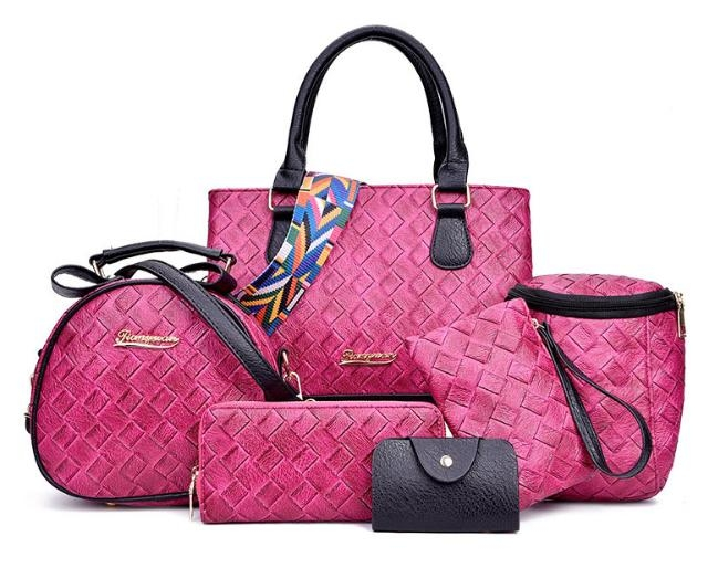 2114ee8238ce women bags fashion PUbrand new. 1 set included the 6pieces on ...