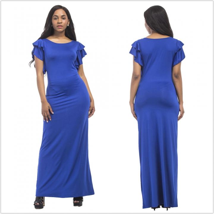 a63747895db Hot Sale African Sleeveless Fat Women s Dress M-3XL Sexy Plus Size Long  Dress 3xl