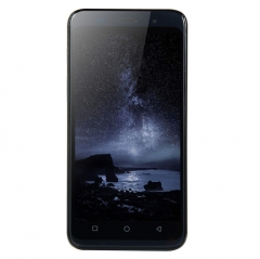3G Mobile 5 inch Ultra Thin Cell Phone Touchs Creen Android Smart Phone MTK6589 Quad Core black