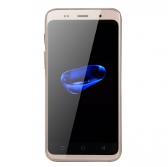 3G Mobile 5 inch Ultra Thin Cell Phone Touchs Creen Android Smart Phone MTK6589 Quad Core gold