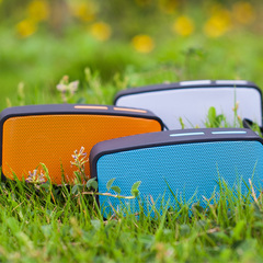 Dual Speaker Mini Portable Wireless Bluetooth Speaker Subwoofer Stereo Music Sound Box Witn Mic orange 3w mini wireless speaker