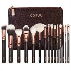 Damai ZOEVA 15pcs MAKEUP Brushes Eye Shadow Eyeliner brushes as picture
