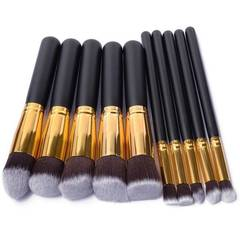 Damai 10 PCS Selling makeup brush as picture