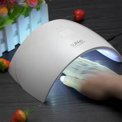 Dama UVLED 36W Professional UV LED Lamp Nail Dryer Polish Machine for Curing Nail Gel Art Tool white