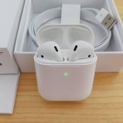 1:1 Original Apple AirPods 2nd with Wireless Charging Case,Wireless Earphone Bluetooth Headphone 1pc