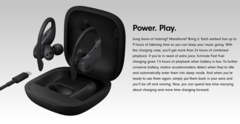 NEW Beats Bluetooth Earphones Powerbeats Pro Totally Wireless Earphone TWS Headphones Sweatproof 1pc