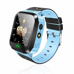 NEW Smart Watch Kids Wristwatch Waterproof Baby Watch With Remote Camera SIM Calls Gift For Children pink 38mm