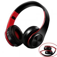 Bluetooth Headset Wireless Headphones Stereo Foldable Sport Earphone Microphone Handfree MP3 player a