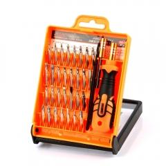 JM-8101 32 in1 Multifunctional Precision Screwdriver Set Mini Electronic Screwdriver Bit Repair Tool tool 1 set