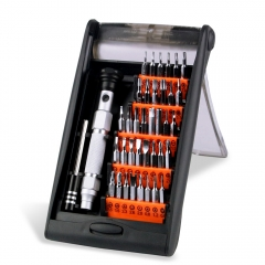 JM-8151 38 in 1 Portable Hardware Hand Tools Set Precision Screwdriver Set Multifunction Repair Tool tool 1 set