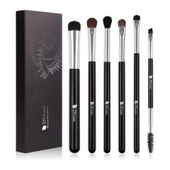 6 Makeup Brush Set Double Head Makeup Brush Double Eye Shadow Brush Beauty Tools a