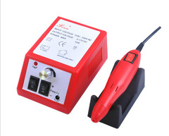 Nail Polishing Machine Nail Polishing Machine Electric Grinding and Polishing Machine red