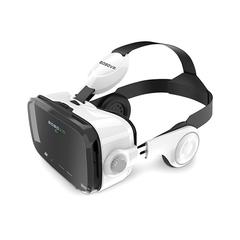 Original Z4 Leather 3D Cardboard Helmet Virtual Reality VR Glasses Headset Stereo Box BOBO VR a a a