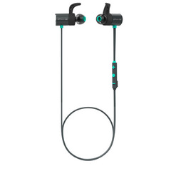 Wireless Headphone Bluetooth IPX5 Waterproof Earbuds Magnetic Headset Earphones With Microphone green