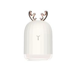 Cute deer rabbit mini humidifier White deer 80*80*139mm