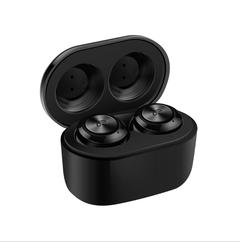 Bluetooth 5.0 Wireless Earphones Waterproof Bluetooth Headset Gaming Earphone for all Smart Phone black