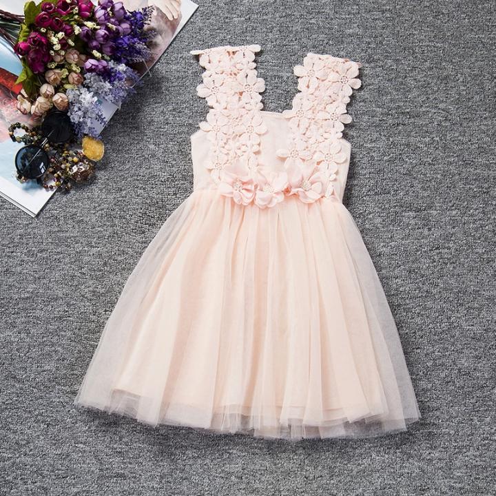 23dd55ac3128 Beautiful Girls Preschool Ceremony Tutu Dress Sweet Style Summer ...