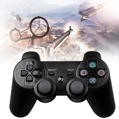 PS3/PC Pad Dual Shock 3 - Wireless Controller - Black black Black Medium