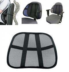 lumbar backrest- support for car seat or office chair